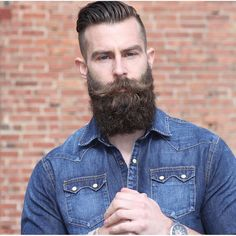 beards carefully curated — Ryan