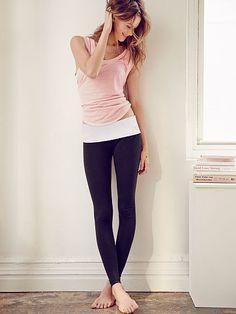 The Most-Loved Yoga Legging - Victoria's Secret