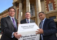 Relocation of #Peterborough City Council staff to our flagship #FlettonQuays development considered. #UKland #UKhousing #UK