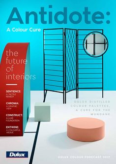 Antidote: A Colour Cure (Forecast)