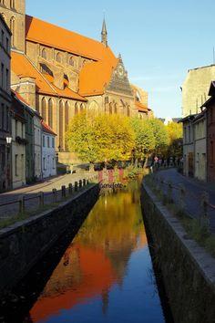 Wismar die schöne Hansestadt an unser Ostseeküste!