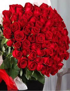 Beautiful Rose Flowers, Romantic Roses, Amazing Flowers, Red Flowers, Roses Luxury, Luxury Flowers, Rose Flower Wallpaper, Red Rose Bouquet, Flower Bouquets