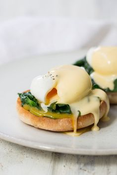 This stunning Eggs Florentine recipe will help you to master this classic…