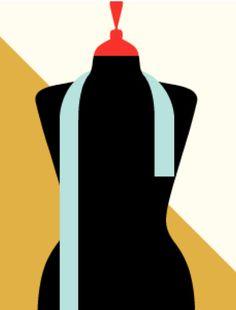 Illustration by Malika Favre for Jelmoli.