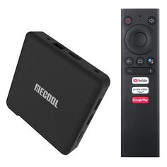 MECOOL KM1 COLLECTIVE (4GB RAM 64GB ROM) - $68.79 (coupon: UN881DCKR7) 📉  TV Box / Google Certified / Smart Voice Remote / Android 9.0 ATV / Amlogic S905X3 Quad Core / Mali-G31 / 4GB RAM 64GB ROM / 2.4GHz 5GHz Dual-band WiFi / 100Mbps - EU Plug / BLACK  #TV #Box #ATV #androidTV #MECOOL #KM1 #COLLECTIVE #tvbox #gearbest #твбокс #coupon         6995 Android Box, Best Android, Application Google, Google Music, 4gb Ram, Coupon, Sd Card, Usb, Apple Tv
