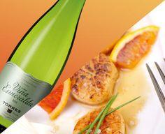 Envie d'exotisme et d'expérience culinaire ? Mélangez les saveurs avec la recette de St Jacques façon cuisine japonaise. La rencontre de l'umami & d'un vin espagnol.