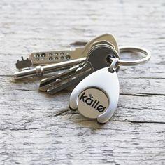 FREE Kallo Trolley Keyring - Gratisfaction UK Freebies #freebies #shopping #freestuff