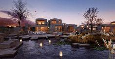 Göcek Holiday Village by Emre-Arolat-Architects on TriptoD.com