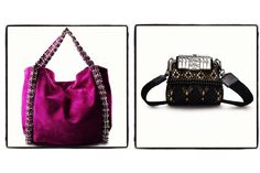 Alberta Ferretti Spring Summer 2012. What kind of bags do you prefer?Clutch or Maxi? Black or colorful?
