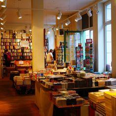 Langer Blomqvist Buchhandlung, Berlin