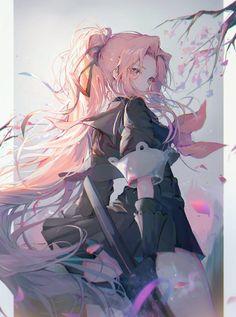 ㅁ ㅣ뉴 on - Best Image Portal Kawaii Anime Girl, Pretty Anime Girl, Manga Anime Girl, Cool Anime Girl, Anime Girl Drawings, Anime Artwork, Manga Art, Anime Girls, Anime Angel Girl