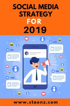 Take a Look at Social Media Strategy for 2019 by Staenz Academy. For more detailed information visit the website. Social Media Ad, Social Media Trends, Social Media Graphics, Social Media Marketing, Social Media Campaign Ideas, Digital Marketing Strategy, Sales And Marketing, Online Marketing, Marketing Plan