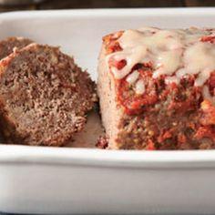 Fácil pastel de carne estilo italiano Receta - ¡Qué! Gourmet