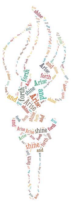 Arise and Shine.