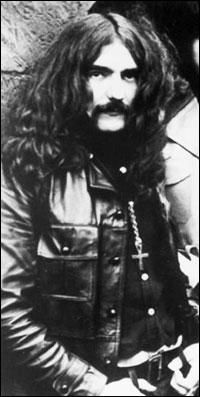 Geezer Butler from Black Sabbath, incredible and underrated bass player.