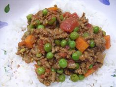 Low Fat Curried Beef