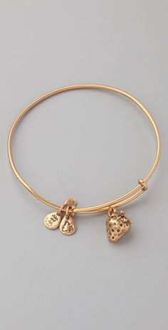 Alex and Ani Strawberry Expandable Wire Bangle - discontinued?