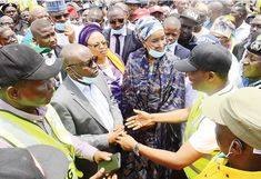 • We'll bring succour to victims – Buhari • Reps to support N2bn relief fund Leke Baiyewu, Deji Lambo and Oluwatosin Omojuyigbe SOME residents of the community have condemned the plan by the F... The Pipeline, Emergency Management, House Of Representatives, Condolences, State Government, Best Relationship, College Girls, Losing Her, Community