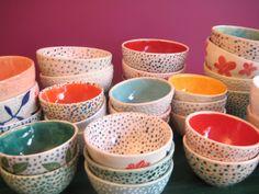 Piezas unicas e irrepetibles en ceramica.  AGOTADOS