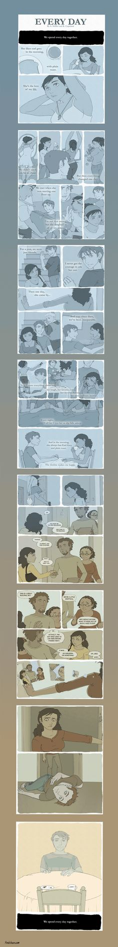 Every Day by A. Stiffler and K. Copeland -----ok that's not what I was expecting wtf screwing with my feels
