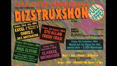 DIZSTRUXSHON: (Howden) Dj Topgroove ~ Mc's Jax/Robbie E - 22/09/94 (Topg...