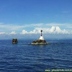 Phi Phi Scuba Diving 3 Dives Day Trip