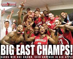 Big East Champs