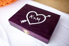 DIY Ring Bearer Box