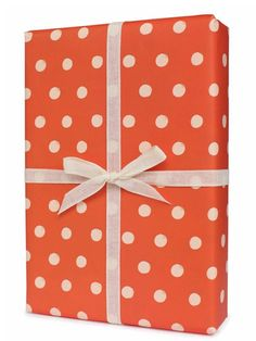 Holiday Dots Wrapping Paper by Rifle Paper Co.