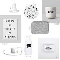 christmas gift guide - minimal design
