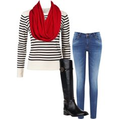 casual fall outfit with jeans Casual School Outfits, Casual Fall Outfits, Cute Outfits, Outfit Jeans, Jean Outfits, Fashion Outfits, Womens Fashion, Fashion Trends, Oui Oui