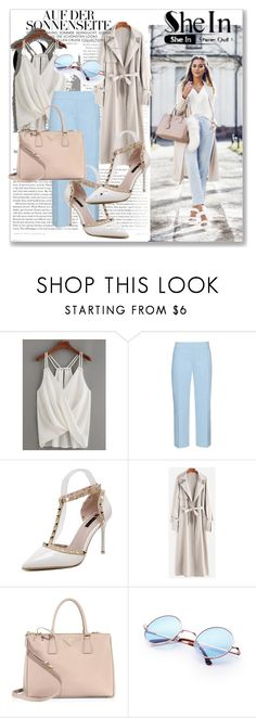 """sheIn 9"" by leagoo ❤ liked on Polyvore featuring Vanity Fair, Marni and Prada"