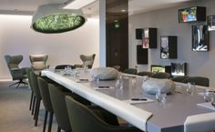"#pullman new concept """"business playground"" meeting rooms"