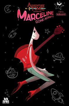 Marceline Gone Adrift #1 by Reimena Yee
