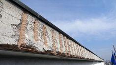 Ristrutturazione Rifacimento Facciata - Ecco come era prima http://www.manutenzioneeristrutturazionestabili.it/