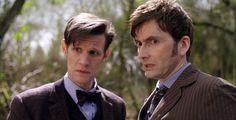 Assista aos novos trailers do especial de 50 anos de #DoctorWho