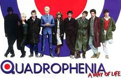 Quadrophenia (and yes, that is Sting with the spiked blond hair!)