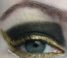 Lady Gaga Fame Inspired Makeup Tutorial. Click through to see!