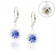Catherine Duchess of Cambridge Earrings Purple will replace blue.