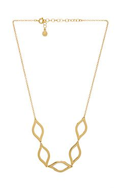 gorjana Roya Collar Necklace in Gold
