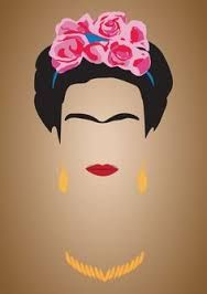 Embroidery Portrait Frida Kahlo 44 New Ideas Art And Illustration, Old Posters, Frida And Diego, Frida Art, Mexican Art, String Art, Art Inspo, Art Drawings, Drawing Drawing