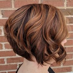 9 Best Brown Hair Copper Highlights Images Hair Coloring