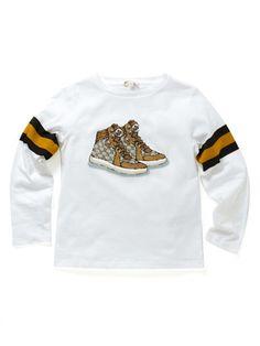 7b82df65 Gucci GG' Sneaker Shirt Little Man, Boy Fashion, Polo Ralph Lauren, Sneaker