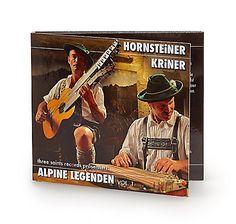 CD Alpine Legenden, erstklassige Volksmusik von Toni Hornsteiner und Christoph Kriner – jetzt bei Servus am Marktplatz kaufen. Saints, Baseball Cards, Legends