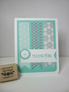 What A Load Of Scrap & More!: Thank You Cards