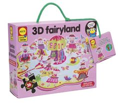 Gift Idea: ALEX® Toys - Early Learning 3D Fairyland