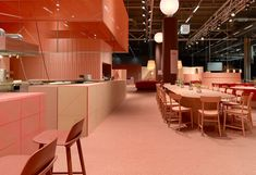 <p>Each year, Stockholm Furniture Fair invite a Scandinavian firm to create the Design Bar. Note Design Studio, that we've been love the work from their beginning, has been chosen this year to r