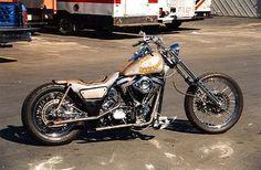 Harley Davidson FXR - Harley Davidson e Marlboro Man