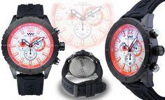Weil & Harburg Swiss Swift Chronograph Mens Watch