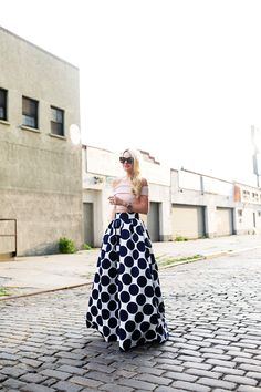 How our favorite blogger balances work and blogging.